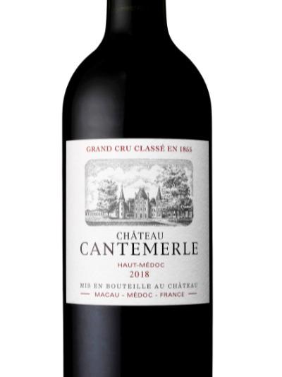 Château Cantemerle 2018 magnum